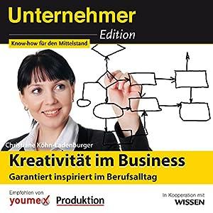 Kreativität im Business Hörbuch