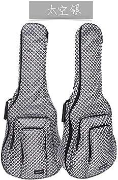 Funda para guitarra acústica clásica de 34 a 36 pulgadas ...