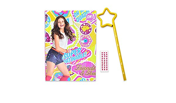 Amazon.com: AGENDA HOLOGRAFICA Y LUMINOSA SOY LUNA: Toys & Games