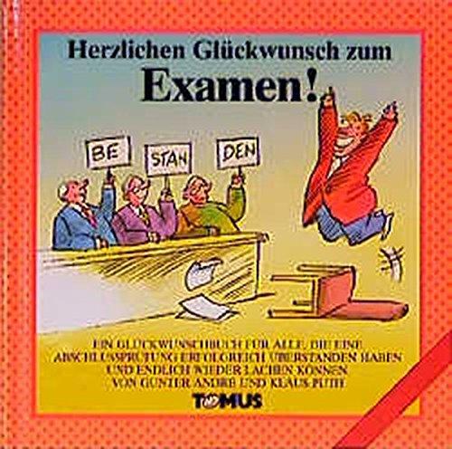 Examen (Tomus Glückwunschbücher)