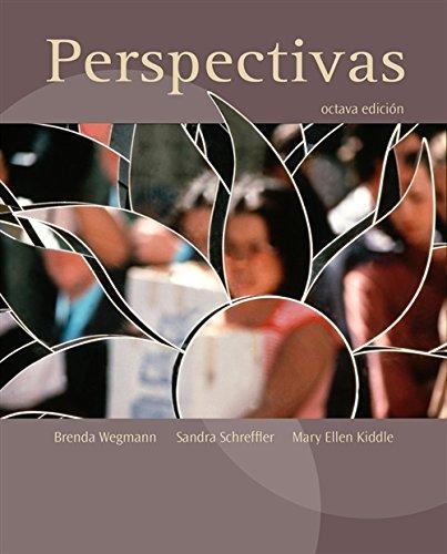 Perspectivas (with Audio CD) (World Languages)