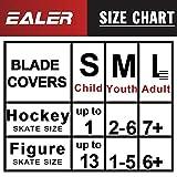 EALER BDT100 Ice Skate Blade Covers,Guards for
