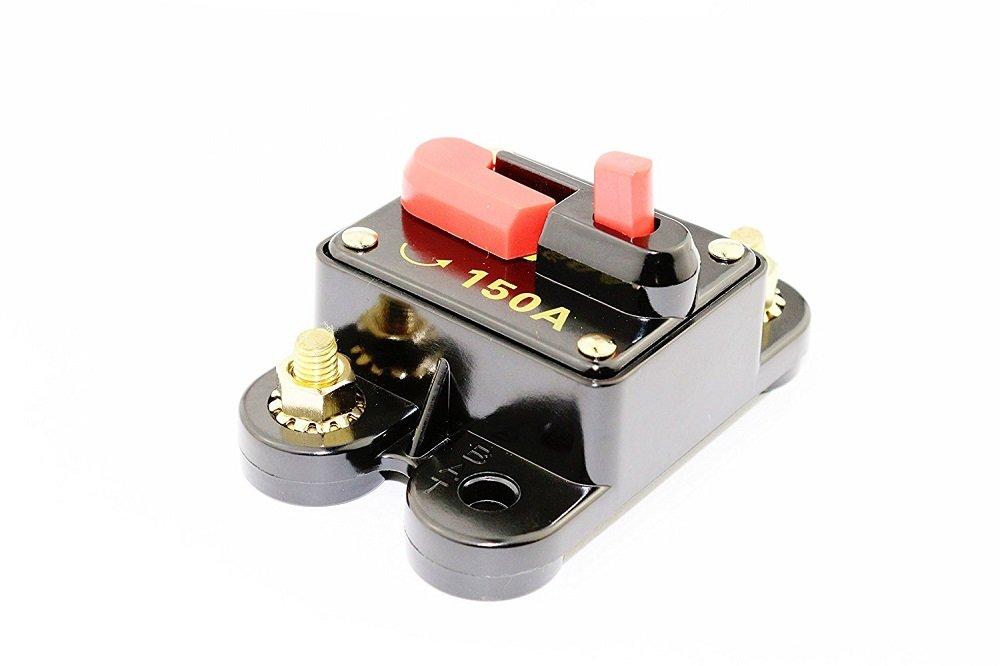 Bullz Audio BCB150A Car Audio Stereo Circuit breaker