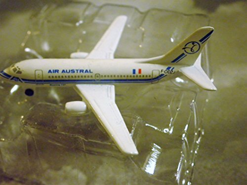 Air Austral Airlines Boeing 737-500- Jet Plane 1:600 Scale Die-cast Plane Made in Germany by Schabak (Boeing 737 500 Jet)