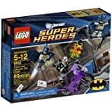 LEGO Super Heroes Catwoman Catcycle City Chase 6858