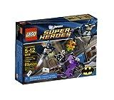 レゴ スーパー・ヒーローズ キャットウーマンのシティーチェイス 6858 Lego Catwoman Catcycle City Chase