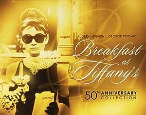 DESAYUNO CON DIAMANTES (ED. 50 ANIVERSARIO) (BD COMBO) [Blu-ray]