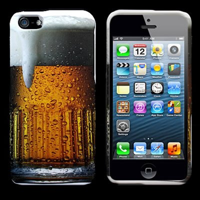iPhone CoverON Rubberized Plastic Design product image