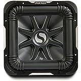 Kicker S15L7 Car Audio Solobaric L7 Square 15 Sub Dual 2 Ohm 2000W 11S15L72 Subwoofer L7S15