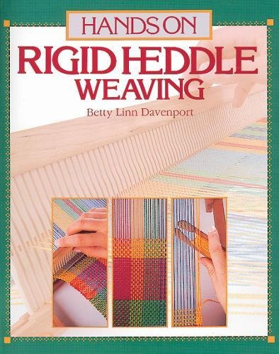 Hands on Rigid Heddle Weaving (Hands on S) (Rigid Loom Heddle)
