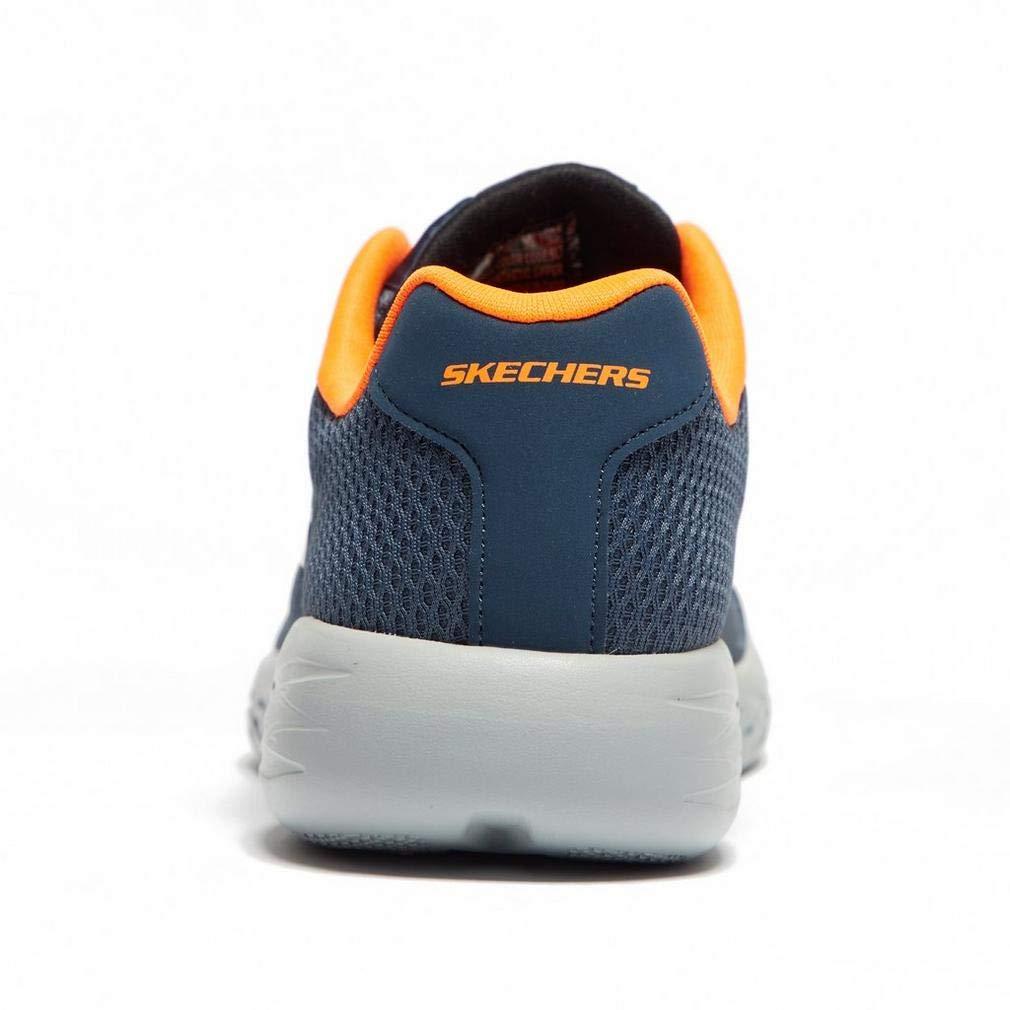 Skechers GOrun 600 Zeeton Junior Laufschuhe, Blau, 38