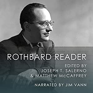 The Rothbard Reader Audiobook