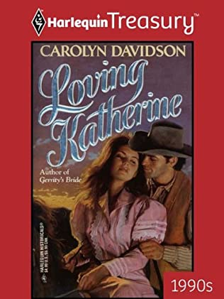 book cover of Loving Katherine