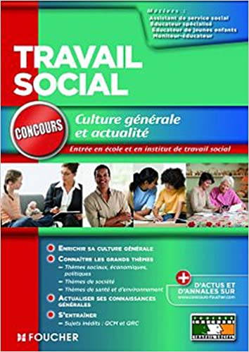 Culture générale et actualité concours travailleurs sociaux pdf, epub