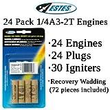 Estes 1/4A3-2T Model Rocket Engines (24 each)