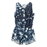 Levi's Little Girls' Romper, Allure, 4