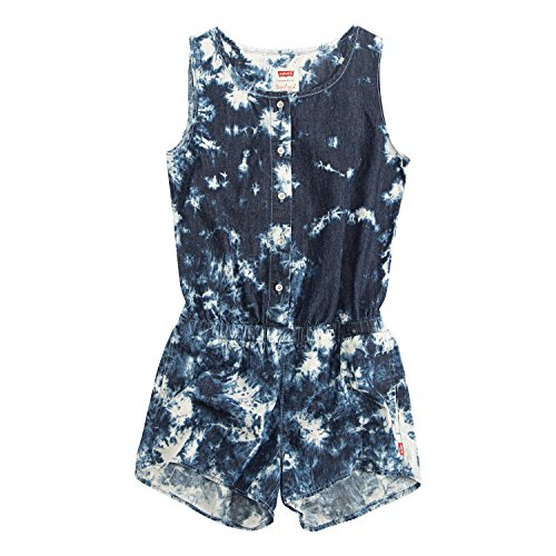Levi's Toddler Girls' Romper, Allure, 4T by Levi's