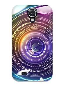 High Quality EuMvXhE9903xFvhd Digital Abstract Eye Tpu Case For Galaxy S4