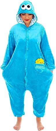 Everglamour 5055601171999 Onesie//Body Suit Unisex-Adult Small