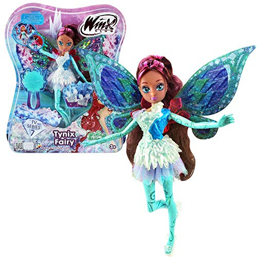 Winx Club Aisha - Winx Club - Tynix Fairy Doll