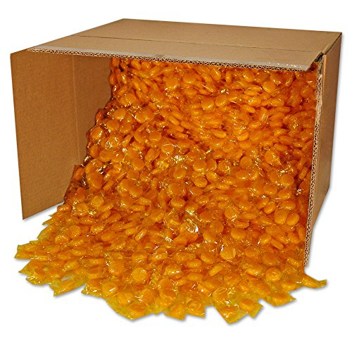 Sunrise Butterscotch Disks - 31 lb. box, 1 per case