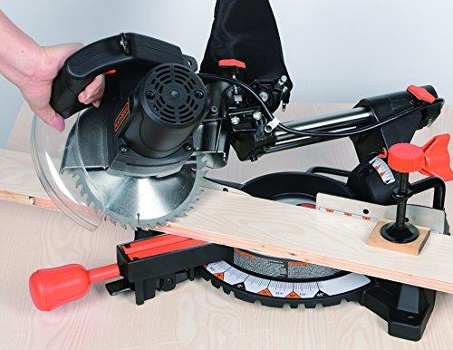 """Black+Decker SM1850BD 7-1/4"""" Sliding Compound Miter Saw"""