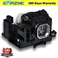Emazne NP16LP/60003120 Projector Replacement Compatible Lamp With Housing For NEC M300W Navitar M300XS NEC M350X NEC M350XG NEC ME310XC NEC ME350X+ NEC ME360XC NEC NP-M300W NEC NP-M300X-G NEC NP-M300X