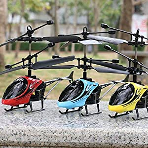 FLAIGO RC Helicopter, Remote Control Helicopter Mini Military Series Helicopter for Kids & Adult Indoor Micro RC…