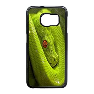 Snake Phone Case, Only Fit To Samsung Galaxy S6 Edge