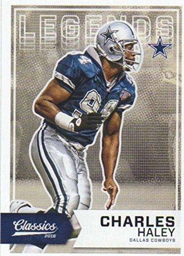 2016 Panini Classics Legends  130 Charles Haley Cowboys