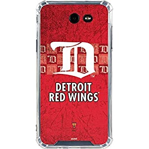 Detroit Red Wings Galaxy J7 Case - Detroit Red Wings Vintage | NHL X Skinit LeNu Case