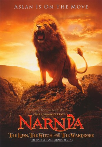 Chronicles of Narnia: The Lion, the Witch and the Wardrobe Poster Movie M 11x17
