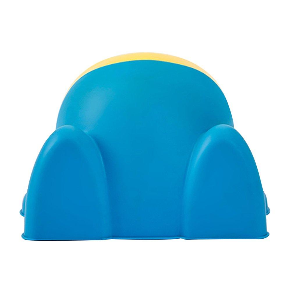 Frosch gestalten Kinder Babys Kids Boys Kunststoff Toilettentraining Urinal pinkeln Trainer Potty Orange
