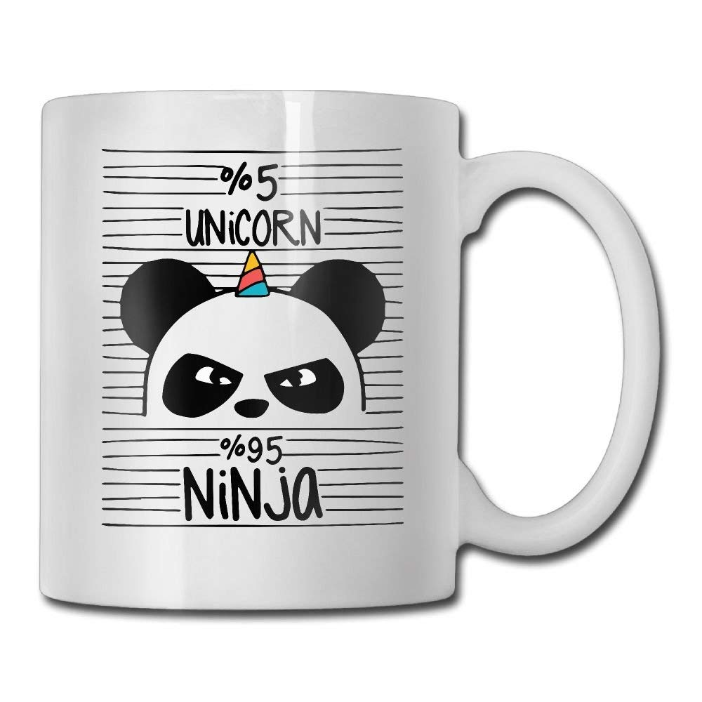 Funny Quotes Mug With Sayings -%5 Panda%95 Ninja Unicorn ...