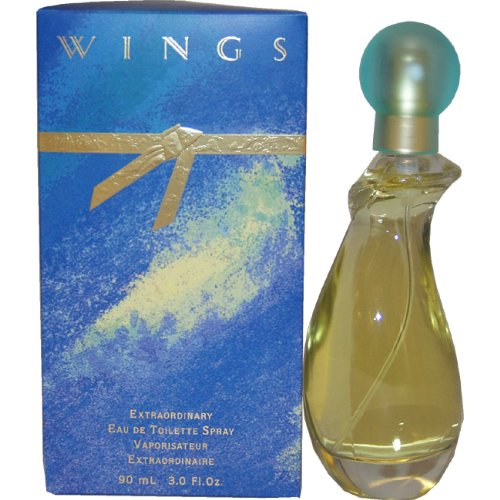Extraordinary Eau De Toilette Spray - Wings Extraordinary Eau de Toilette Spray 90ml. 3.0 FL. OZ.