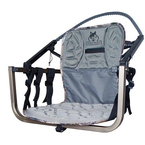 Lone Wolf Wide Sit & Climb Seat Kit (Climb Seat)