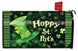 St. Pats Hat Magnetic Mailbox Cover St. Patricks Day Briarwood Lane Standard
