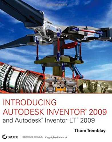 introducing autodesk inventor 2009 and autodesk inventor lt 2009 rh amazon com Autodesk Inventor Creations Autodesk Inventor Icon