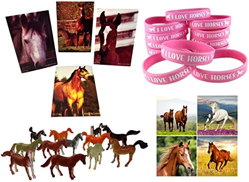Cowgirl Birthday Supplies Wristbands Stickers product image