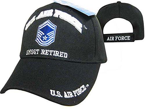 senior master sergeant - 3