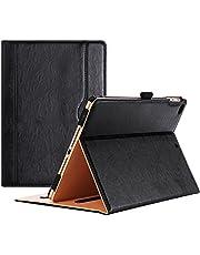 ProCase iPad 9.7 Case (Old Model) 2018 iPad 6th Generation / 2017 iPad 5th Generation Case - Stand Folio Cover Case for Apple iPad 9.7 inch, Also Fit iPad Air 2 / iPad Air -Black