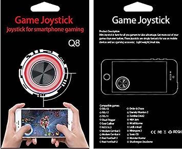 2017 Nuevo Mini Smartphone Joystick funda para teléfono Juego ...