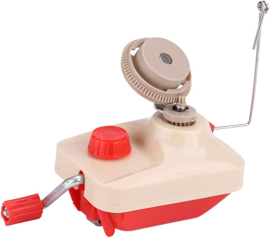 Hand-Operated Yarn Ball Winder Convenient Ball Winder for Yarn,Yarn Swift and Ball Winder Sewing Accessories