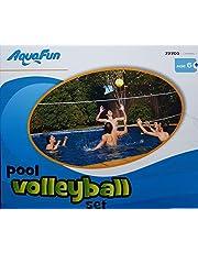Pool Volleyball Net & Ball Set