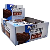 Worldwide Sport Nutritional Supplements Pure Protein High Protein Bar