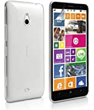 Plus Exclusive Soft Silicone TPU 0.3mm Transparent Clear Case Soft Back Case Cover For Nokia Lumia 1320