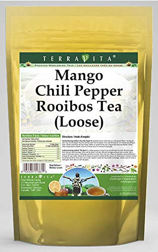 Mango Chili Pepper Rooibos Tea (Loose) (4 oz, ZIN: 545650) - 3 Pack