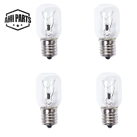 AMI PARTS 8206232A Bombilla 40W 125V Microondas Horno Luz de ...