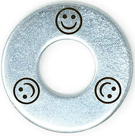 Airstream IT 5 Happy Smiley Face and 5 Sad Smiley Face Laser Engraved Replacemen