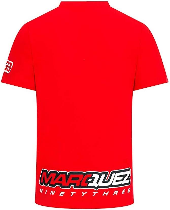 Maglietta per Bambini dai 2 agli 11 Anni Marc Marquez 2019 93 MotoGP